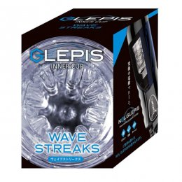 GLEPIS INNER CUP 05 WAVE STREAKS(ウェイブ ストリークス)