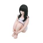 ふぇありーどーる「おすわり」のの タイプA ロング【黒】