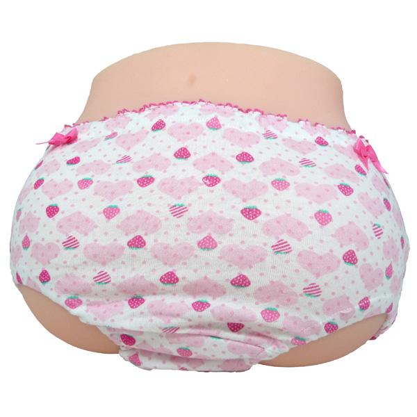 リリテイルズ Luna's backside